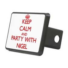Keep Calm and Party with Nigel Hitch Cover
