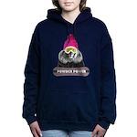 Lion Winter Sports Hooded Sweatshirt