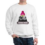 Lion Winter Sports Sweatshirt