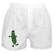 Jogging Pickle Boxer Shorts