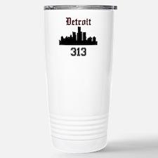 Cute Big d Travel Mug