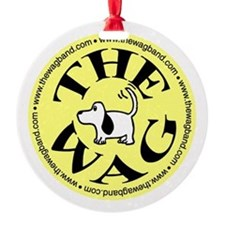 Wag Ornament
