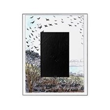 Crows art Picture Frame