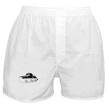 Sherman Tank Boxer Shorts