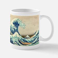 Hokusai Great Wave off Kanagawa Mugs