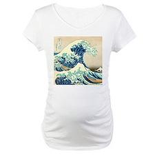 Hokusai Great Wave off Kanagawa Shirt