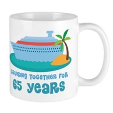65th Anniversary Cruise Mug