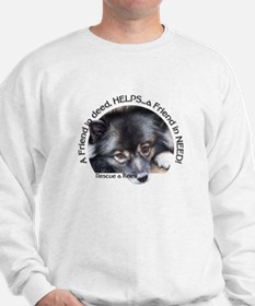 Friend in Need Sweatshirt