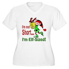 shortelf.bmp Plus Size T-Shirt