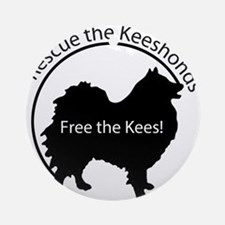 Free the Kees! Ornament (Round)