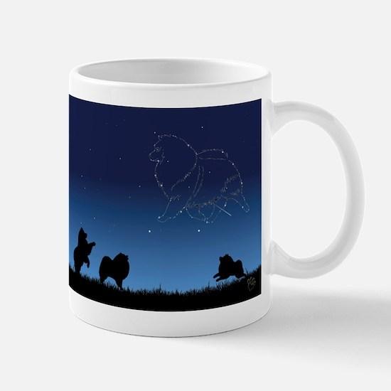 Stars in the Sky Mugs