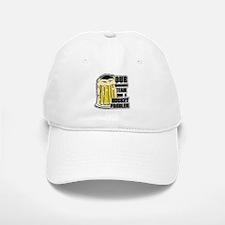 Hockey Drinking Team Baseball Baseball Cap