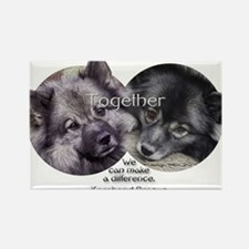 Together We Can Make a Difference Magnets