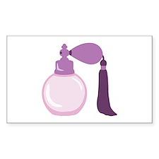 Perfume Bottle Decal