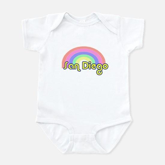 San Diego, California Infant Bodysuit