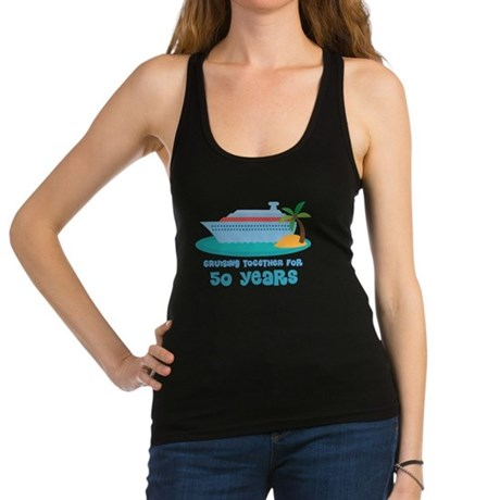 50th Anniversary Cruise Racerback Tank Top