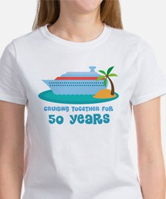 50th Anniversary Cruise Tee