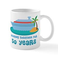 50th Anniversary Cruise Mug