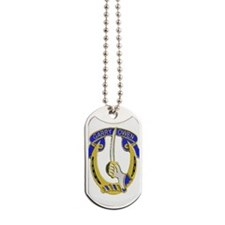 Cute Army cavalry Dog Tags