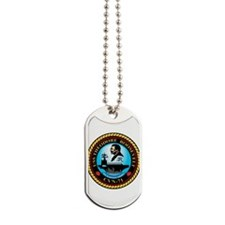 Cute Roosevelt Dog Tags