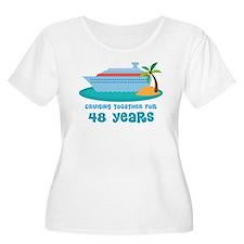 48th Anniversary Cruise T-Shirt