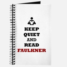 Keep Quiet and Read Faulkner Journal