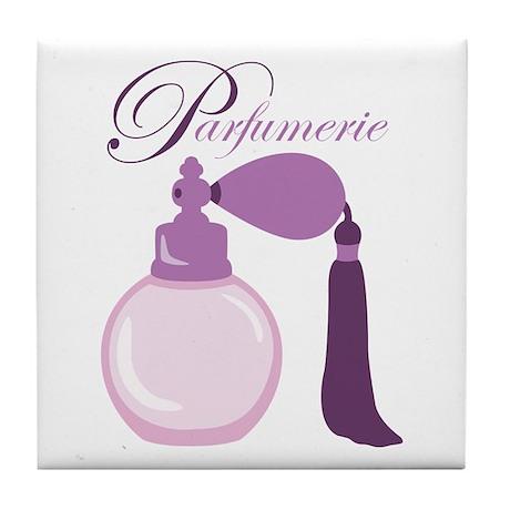 Perfumerie Tile Coaster