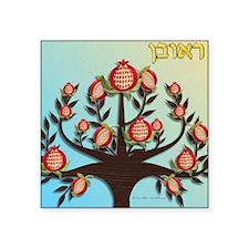 12 Tribes Israel Reuben Sticker