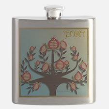 12 Tribes Israel Reuben Flask