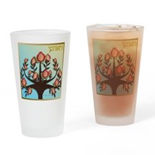 12 Tribes Israel Reuben Drinking Glass