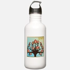 12 Tribes Israel Reuben Water Bottle