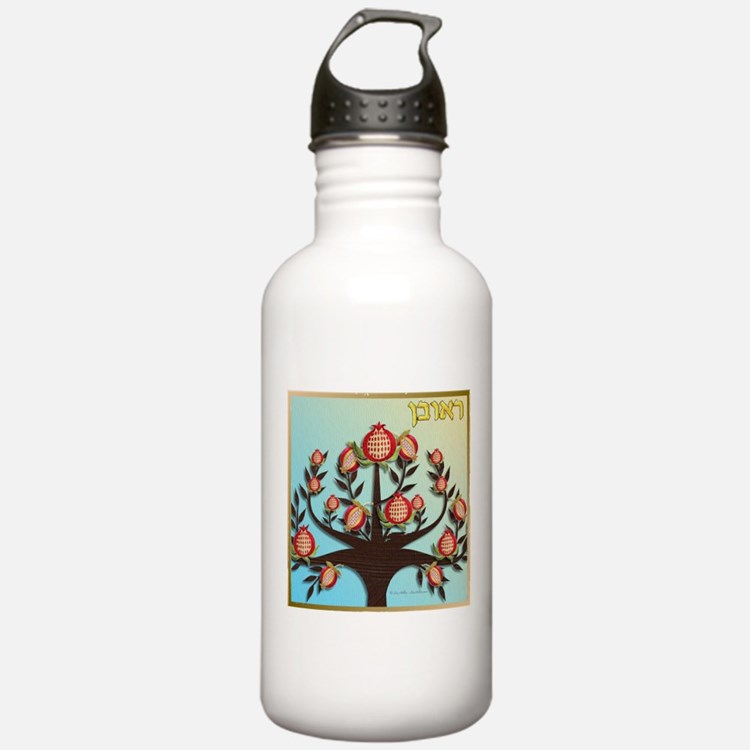 12 Tribes Israel Reuben Water Bottle