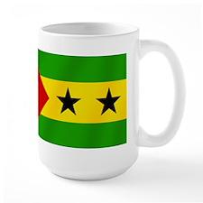 Flag of Sao Tome Mug