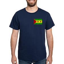 Flag of Sao Tome T-Shirt
