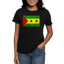 Flag of Sao Tome Tee