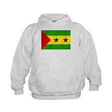 Flag of Sao Tome Hoodie