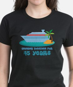45th Anniversary Cruise Tee