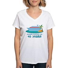 45th Anniversary Cruise Shirt