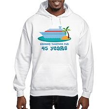 45th Anniversary Cruise Hoodie