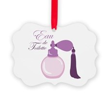 Eau De Toilette Ornament