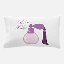 Eau De Toilette Pillow Case