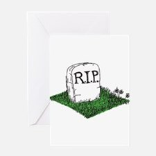 R.I.P. Greeting Cards