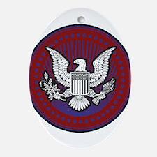 USA Ornament (Oval)