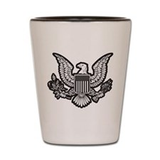 Patriotic Shot Glass