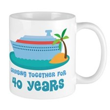 40th Anniversary Cruise Mug