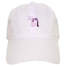 Scents and Sensibility Baseball Baseball Cap