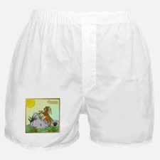 12 Tribes Israel Naphtali Boxer Shorts