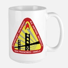 STAR TREK SFA Large Mug