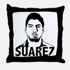 Suare7 Throw Pillow