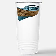 Wooden Boat Travel Mug